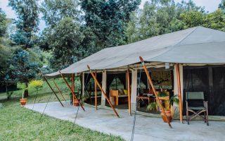 Lulimbi Tented Camp