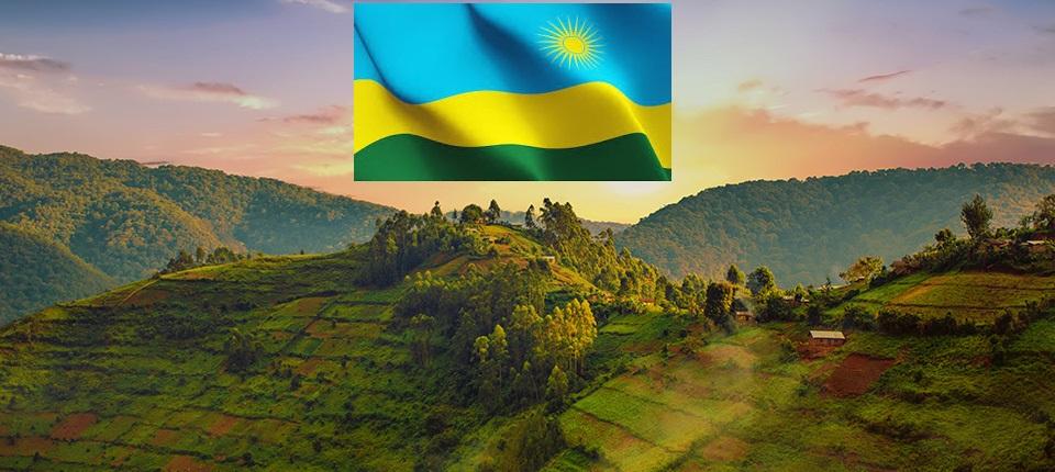 "Rwanda - ""Land of a thousand Hills"" """