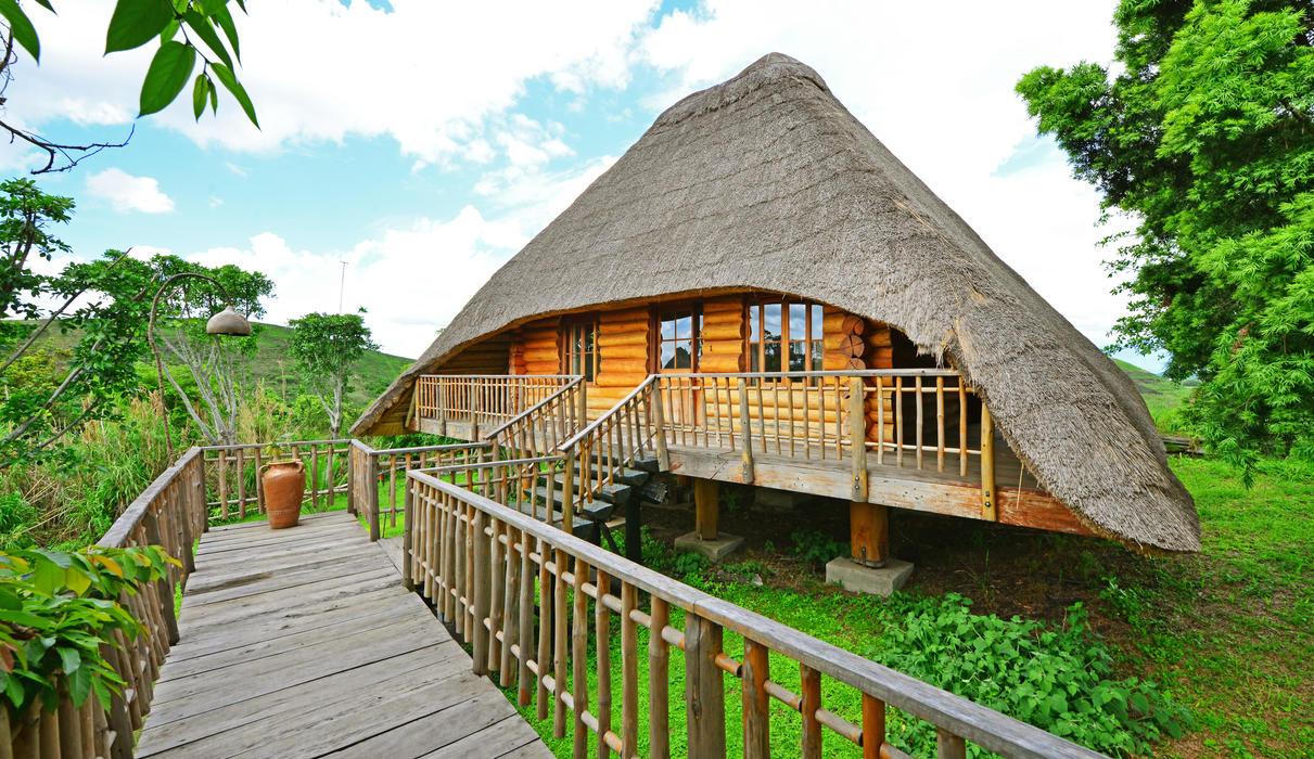 Kyaninga Lodge In Kibale